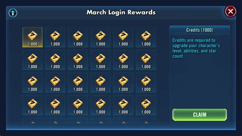 march login do you like march login rewards wars galaxy of