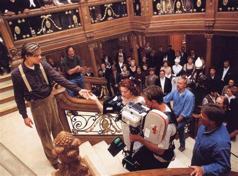 film titanic behind the scenes behind the scenes titanic photo 8653980 fanpop
