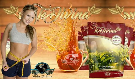 Vida Divina Detox Tea Side Effects by Weight Loss In 30 Days From R250pm
