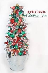 hershey s kisses christmas tree tutorial cherished bliss