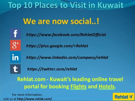 Distance Mba In Kuwait by Top 10 Tourist Places To Visit In Kuwait