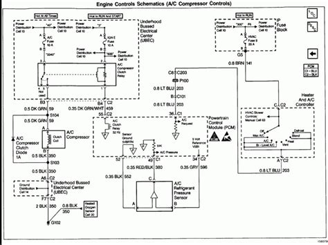 2002 chevy blazer wiring diagram wiring forums