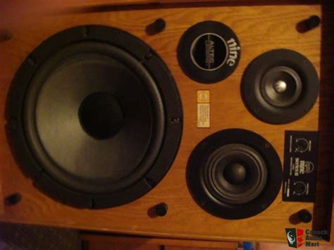 Talent Search Speakers Altec Lansing Model 9 Speakers Find In This