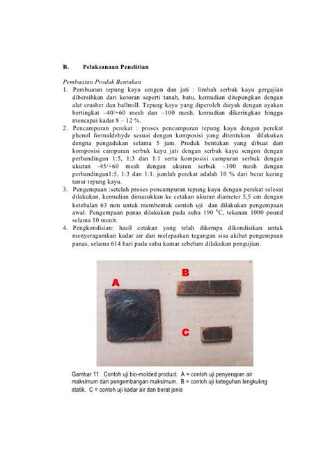 Alat Perekat Plastik Yogyakarta pengaruh perbandingan komposisi serbuk kasar dengan serbuk