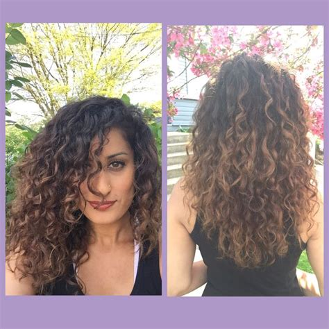 naturally thick black curly hair styles with bayalage color balayage hair painting naturally curly hair dark brown to
