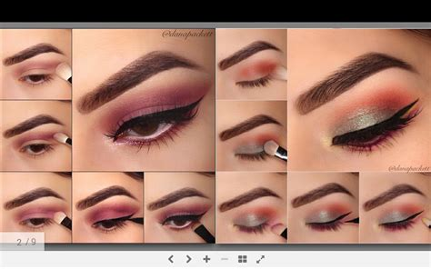 Tutorial Professional Makeup Techniques 3 by Eye Makeup Tutorial Android Apps On Play