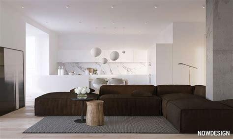 arredare appartamento come arredare un appartamento minimal ecco 5 progetti di