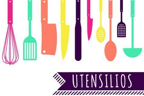 utensilios cocina utensilios de cocina basicos