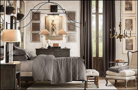 Decorating Theme Bedrooms Maries Manor Industrial Style Decorating Ideas