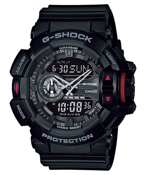 Casio Gshock Ga 400 1a Up2date g shock ga 400 user manual casio module 5398
