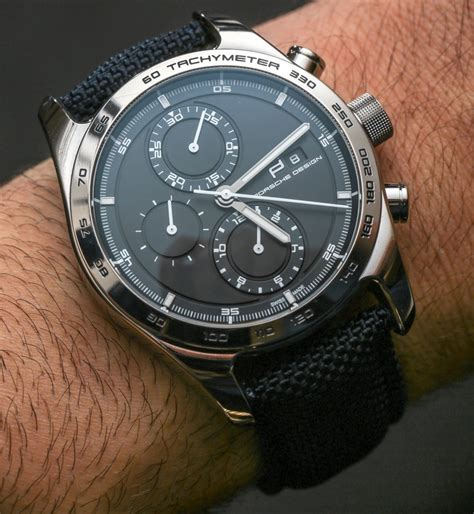 porsche design chronotimer series 1 review page 2