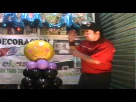 arreglos en bombas para grados decoracion de graduacion mu 241 eco con globos youtube