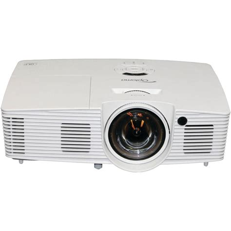 Proyektor Lcd Acer optoma 1600 x 1200 xga 3d throw projector with 3400 lumens x316st the home depot