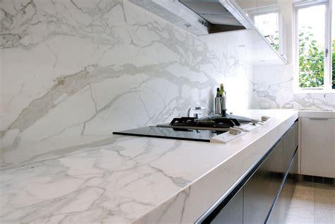 Island Kitchen Table kitchen benchtops marable slab house sydney