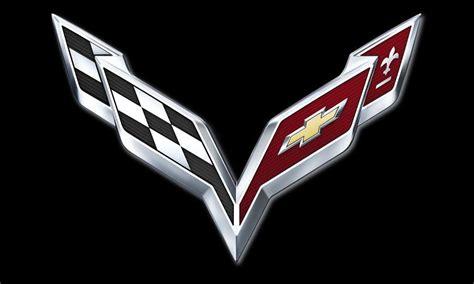 corvette emblems by year new c7 corvette emblem revealed