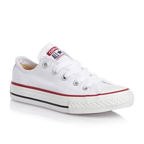 all shoes converse all ox shoes optical white free uk delivery
