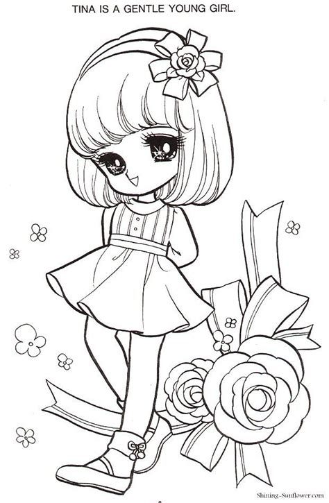 Coloring Page Ideas by Pin On Chibi