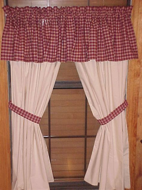 primitive drapes primitive curtains still offer the best interior looks for
