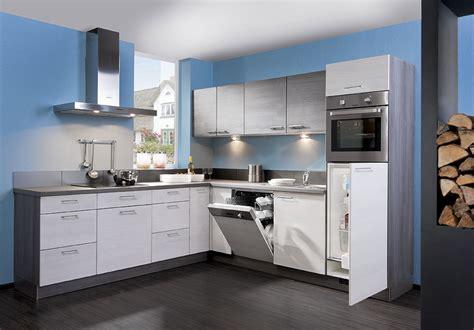 einbauküche pink k 252 che eiche grau einbauk 252 che express plan eiche weiss und
