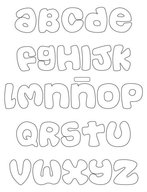 moldes en ingles las 25 mejores ideas sobre moldes de letras bonitas en