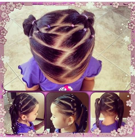 zig zag pattern natural hair all hair makeover zigzag hair pattern for kids