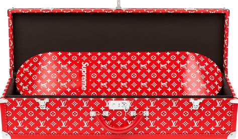 supreme skate supreme louis vuitton supreme boite skateboard trunk