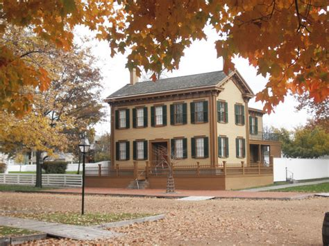 lincoln home national historic site travelthepast com the most overlooked cities in the usa