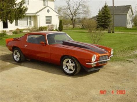 pics of quot burnt orange w black stripes 71 r s z 28 quot nastyz28