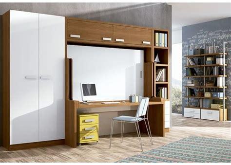 decoracion estudio con sofa cama habitaci 243 n juvenil con cama mesa dormitorios con zona de