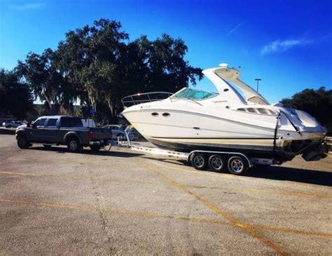 sea ray boats for sale miami sea ray 290 sundancer boats for sale in miami florida