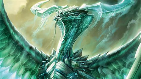 0008204659 the archive of magic the ugin der geisterdrache magic the gathering
