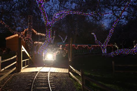 christmas trees irvine activities for families at irvine park railroad giveaway