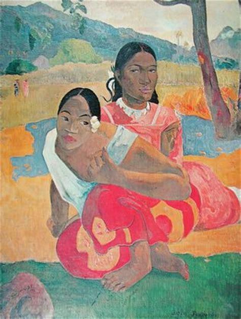 wann heiraten paul gauguin wann wirst du heiraten poster kunstdruck bei