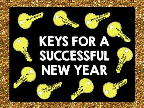 new year facts soft school bulletin board set for success bulletin board