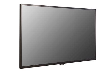 Digital Signage Lg Se3b 32 lg 32se3b digital signage flat panel 32 quot led hd black signage display