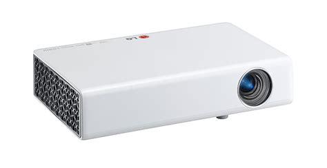 Lg Mini Projector Portable Lg Pb62g lg pushes big screens with mini projectors gadget