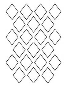 pattern templates printable 2 inch template