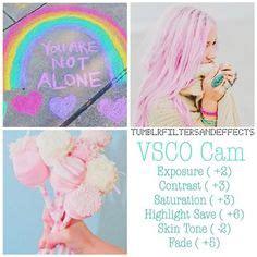 vsco pastel tutorial so in love pastel and in love on pinterest