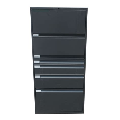 Lateral Metal File Cabinets Knoll Metal Lateral File Cabinet Ebay