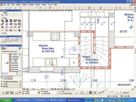 Floor Plans 3d archicad 9 3d for architects cadalyst