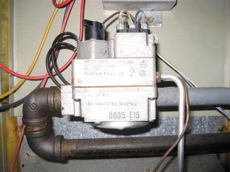 comfortmaker snyder general gas furnace no heat
