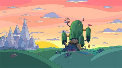 Adventure House by Adventure Time House Hd Wallpapers