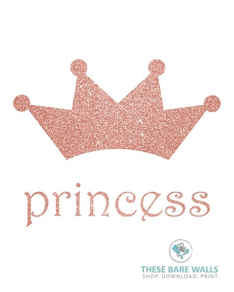 Printable Crown