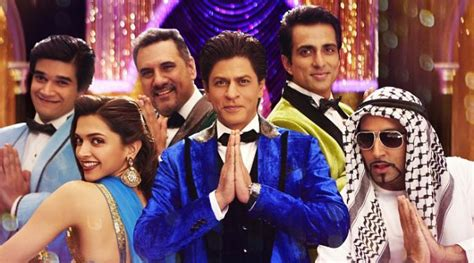 video film india terbaru full film shahrukh khan happy new year memakan korban kabar