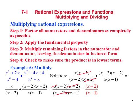 how to simplify rational expressions step by step the grade 11 xinyi s blog