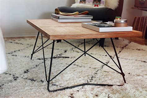 Plywood Coffee Table Diy Do It Yourself Wood Swing Set Plans Plywood Coffee Table Diy