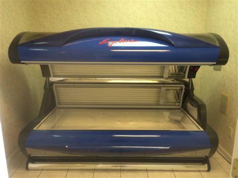 ergoline tanning bed 2001 ergoline 600 classic