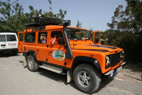 jeep jimmy daily trips to akamas blue lagoon area picture of