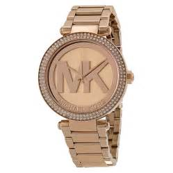 michael kors gold tone