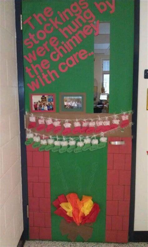 christmas decorating in the classroom 17 best ideas about classroom door on brown door